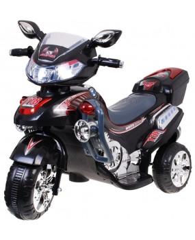 Elektrická motorka C031 čierna